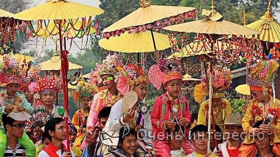 Фестиваль Пой Санг Лонг